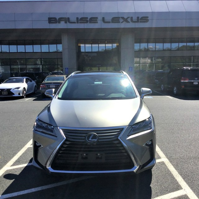 New 2019 Lexus RX RX 350 Luxury Package