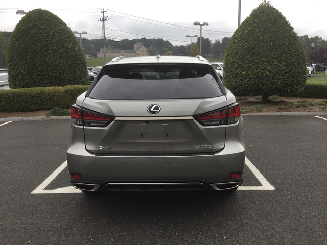 New 2020 Lexus RX RX 350 F SPORT Performance