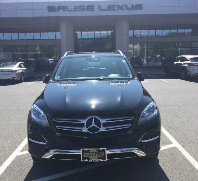 Pre-Owned 2018 Mercedes-Benz GLE 350