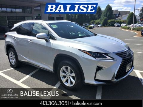Certified Pre-Owned 2016 Lexus RX RX 350
