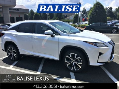 Certified Pre-Owned 2018 Lexus RX RX 350
