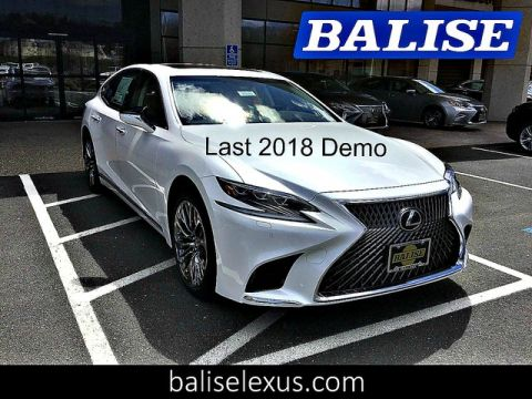 Pre-Owned 2018 Lexus LS LS 500 Executive Demo