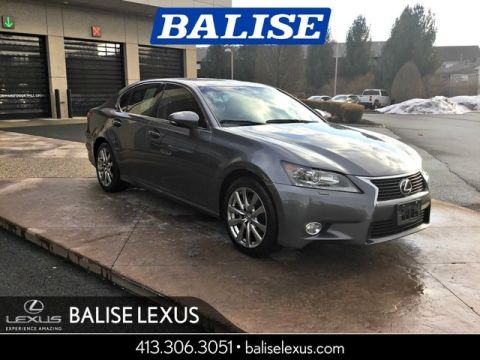 Certified Pre-Owned 2014 Lexus GS 350